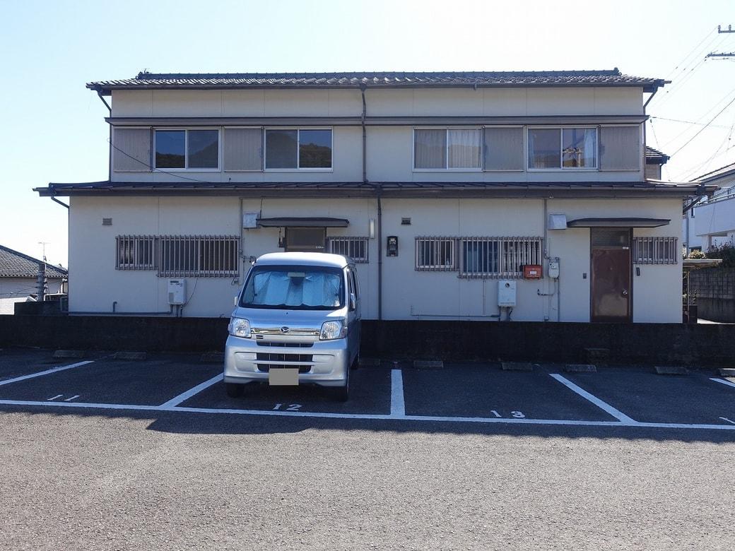 ■ 高知市加賀野井二丁目/売棟割住宅(賃貸物件)